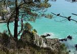 Location vacances Presqu'île de Crozon - Ty Kozh De L'aber-1