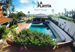 Location vacances Puerto Escondido - La Playita Beach House-1