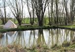 Location vacances Haverhill - Sleeps 4 waterside bell tent - rural Suffolk-1