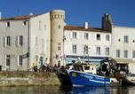 Hôtel 5 étoiles La Rochelle - Hôtel de Toiras