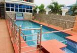 Hôtel Lagos - Euc Demodern Hotel & Suites-1