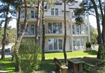 Hôtel Jastrzębia Góra - Willa Dalba-1