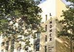 Hôtel Gare de l'aéroport de Francfort-sur-le-Main - Lindner Hotel & Sports Academy-2