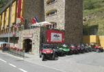 Hôtel Perles-et-Castelet - Hotel Les Terres-2