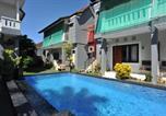 Location vacances Denpasar - Airy Eco Renon Tukad Badung Sepuluh 27 Bali-3