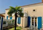Location vacances  Charente-Maritime - Maison Châtelaillon-Plage, 3 pièces, 6 personnes - Fr-1-246-552-1