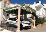 Location vacances Polop de Marina - House with 3 bedrooms in La Nucia with wonderful sea view shared pool enclosed garden 5 km from the beach-3