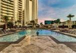 Location vacances Las Vegas - Mgm - No Resort Fees - Free Valet - Strip View - 2419-2