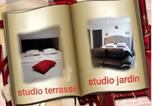 Location vacances Bouvines - Au Paradis des Crins avec deux studios différents-1