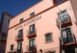 Hôtel Guanajuato - Hotel Alhóndiga