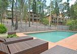 Location vacances Pokolbin - Villas Diciotto (sleeps 18) Resort Condos located within Cypress Lakes Resort (nothing is more central)-2