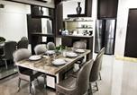 Location vacances Miri - Luxurious Holiday Apartment-4