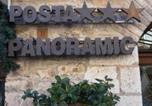 Hôtel La basilique Saint-François d'Assise - Hotel Posta Panoramic Assisi-2