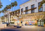 Hôtel San Diego - Courtyard San Diego Old Town-4