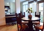 Location vacances Quito - Apartamento Plaza San Marcos-1