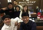 Location vacances Séoul - Philstay Myeongdong Station-1