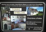 Hôtel Vincelles - Terre D'Ablois-1