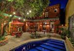 Hôtel Mazatlán - Casa de Leyendas-1