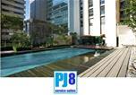 Location vacances Petaling Jaya - Pj8 Service Suite 2 Bedrooms Near Train Station-1