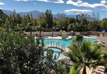Camping avec Piscine couverte / chauffée Pyrénées-Orientales - Camping Le Florida-1