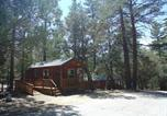 Villages vacances Hesperia - Idyllwild Camping Resort Wheelchair Accessible Cottage-2