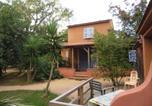 Location vacances Santa-Lucia-di-Moriani - Alluring Holiday Home in Poggio-Mezzana on the Beachside-1