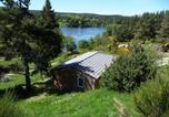 Location vacances  Lozère - Le Chalets du lac de Ganivet-2