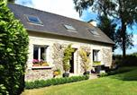 Location vacances Saint-Tugdual - 1 of 2 Country Holiday Home at St Emilion Braz, Carhaix 10 minutes-4