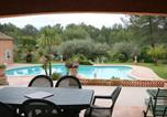 Location vacances Salernes - Charming Villa in Salernes France with Parking Space-3