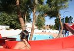 Camping avec Ambiance club Luçon - Camping Violettes-2