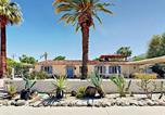 Location vacances Palm Springs - 1029 E El Alameda Home-1