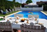 Location vacances Dolores - Villa Alicante La Marina Oasis piscine et tennis privé-1