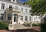 Hôtel Hesdin-l'Abbé - Hostellerie De Le Wast - Château Des Tourelles-1