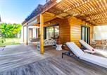 Location vacances  Réunion - Corail - Villa de charme pieds dans l'eau à Saint-Gilles-les-Bains-2
