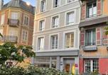 Hôtel Trouville-sur-Mer - La Maison de la Plage-1