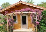 Location vacances Poilley - The Cabin with heated outdoor pool-2