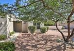 Location vacances Tubac - Tucson Getaway with Hot Tub, Fireplace and Office!-3