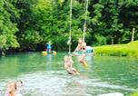 Location vacances Gonzales - Geronimo Creek Retreat Glamping Cabin #4-2