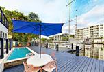 Location vacances Fort Lauderdale - Waterfront Wonder Townhouse #1 Townhouse-1