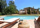 Location vacances Sant Martí Vell - San Sadurni Villa Sleeps 16 Pool Wifi-1