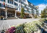 Hôtel Samedan - Cresta Palace Hotel-3