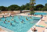 Camping 5 étoiles Roquebrune-sur-Argens - Camping Parc Saint James Oasis Village-4