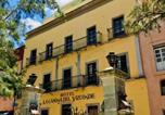 Hôtel Silao - Hotel Casona del Vizconde-1