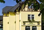 Hôtel Olbersdorf - Landguthotel Cafe Meier-2
