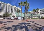 Location vacances Ormond Beach - Beachfront Daytona Beach Resort Condo-Pools & More-3