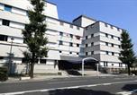 Hôtel Okayama - Kurashiki Kokusai Hotel-1