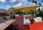 Hôtel Honduras - Palmira Hostel-4