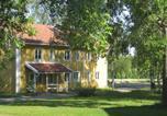 Hôtel Umea - Dalkarlså Herrgård-2