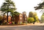 Location vacances Oxford - Parklands-1