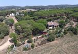 Location vacances Palafrugell - Country cottage in Palafrugell near Beach-1